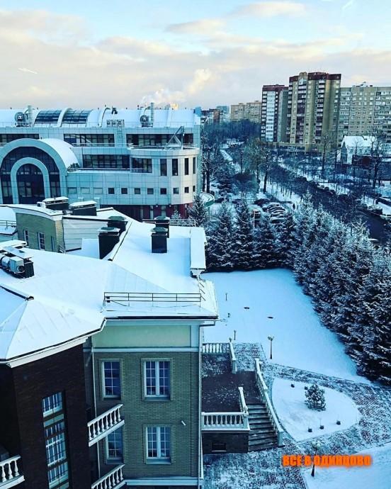 Зимнее Одинцово